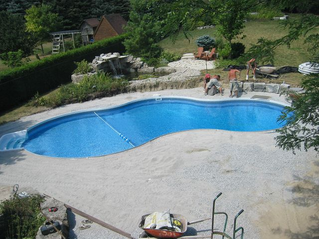 Swimming Pool By Surfside Leisurescapes Backyard Dream Builders